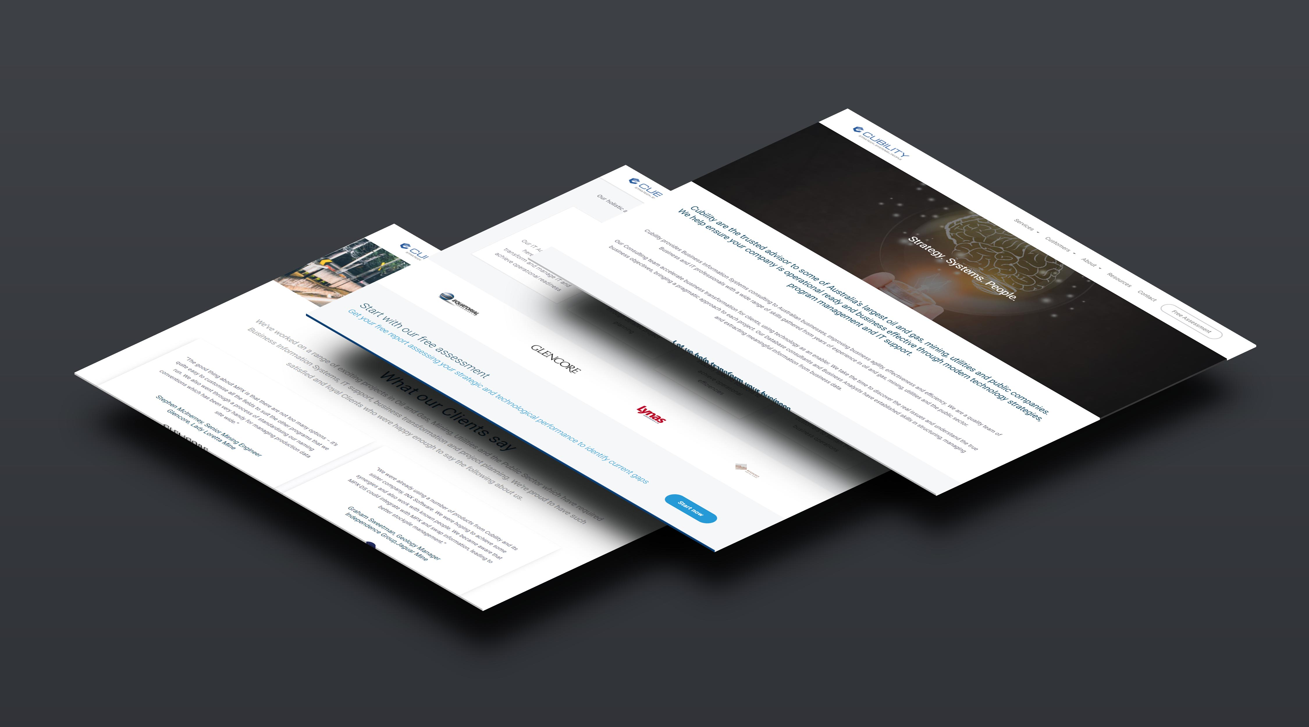 Bray Marketing completes website design and build for Cubility