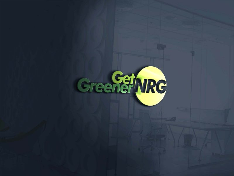 Get Greener NRG Logo