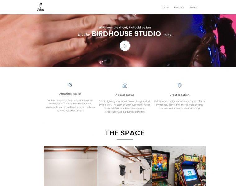 Birdhouse Studio - Bray Marketing - Web Design Perth