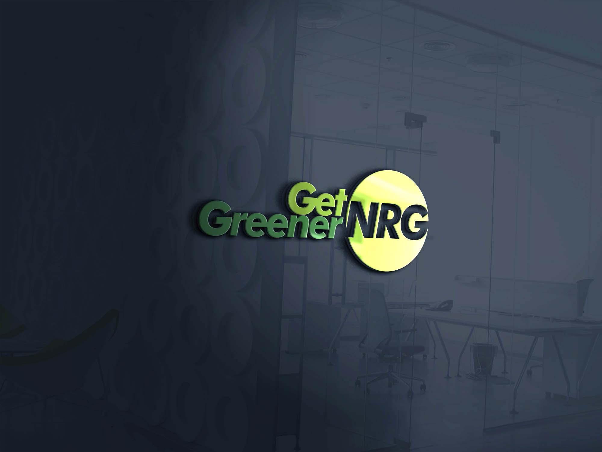 GetGreener NRG Logo