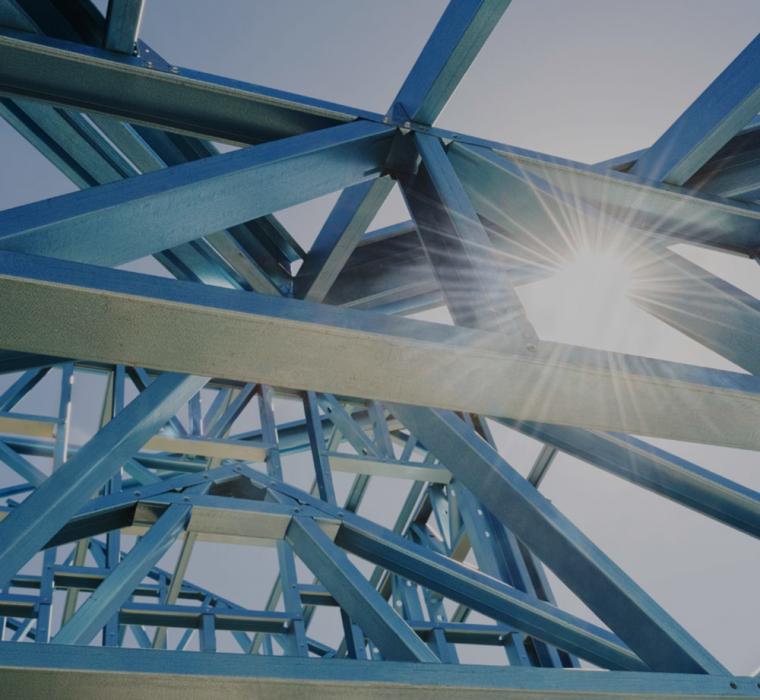 Steel Frames Trusses WA - Bray Marketing - Web Design Perth