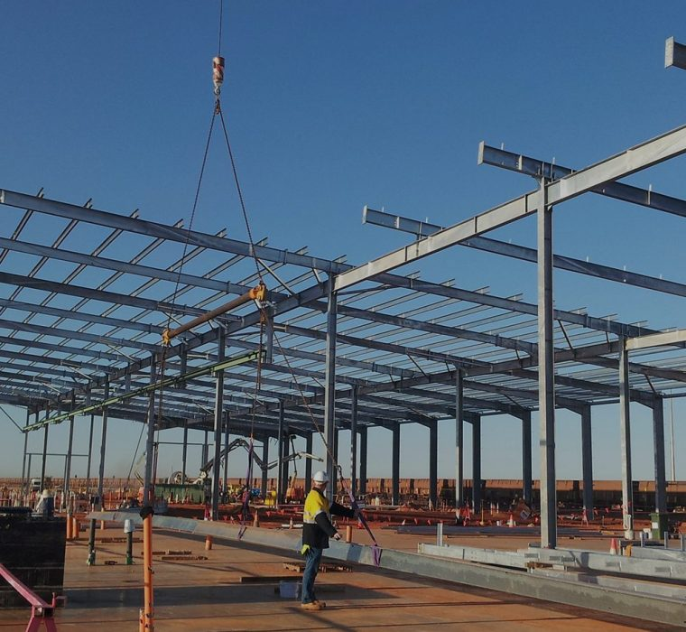 Complete Steel Projects - Capability Statement - Brochure - Bray Marketing - Web Design - Perth Australia